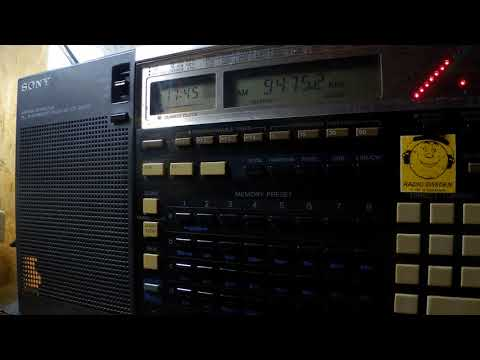 22 05 2018 Trans World Radio Africa in Swahili to EaAf 1745 on 9475 Manzini