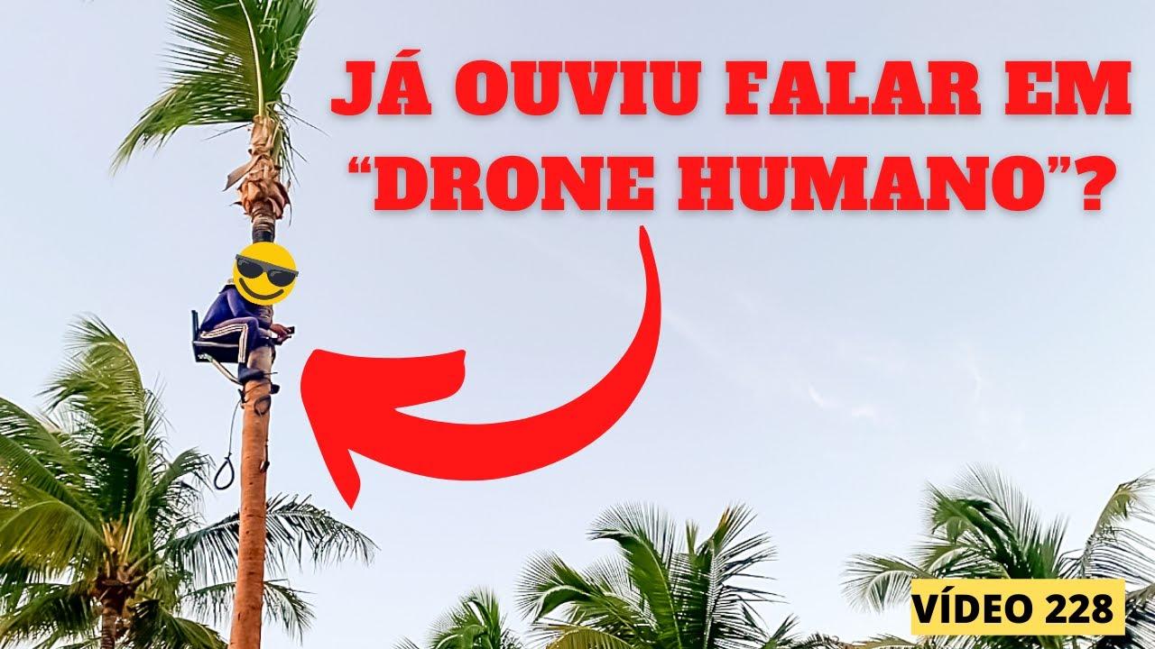 """FIZEMOS UM PASSEIO DE BUGGY EM PORTO DE GALINHAS, E CONHECEMOS O FAMOSO  """"DRONE HUMANO"""" - VÍDEO 228"""