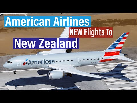 american-airlines-announces-flights-to-christchurch-&-auckland