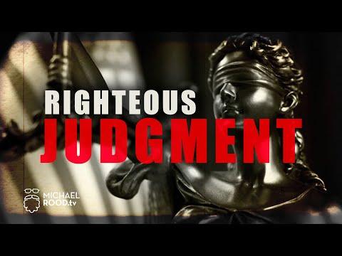 Righteous Judgment | Shabbat Night Live
