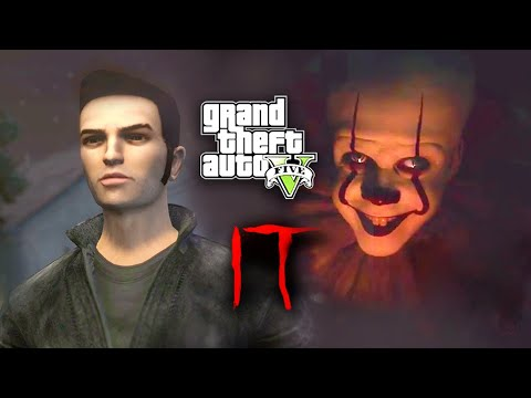 It Chapter Two - (GTA 5 Cinematic)