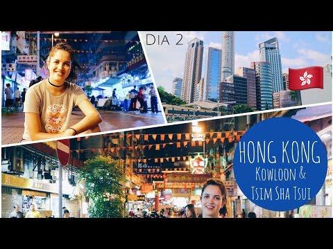 Hong Kong: Kowloon, Victoria Harbour & Temple Street Market | Diario de Viaje: Hong Kong y Japón #02