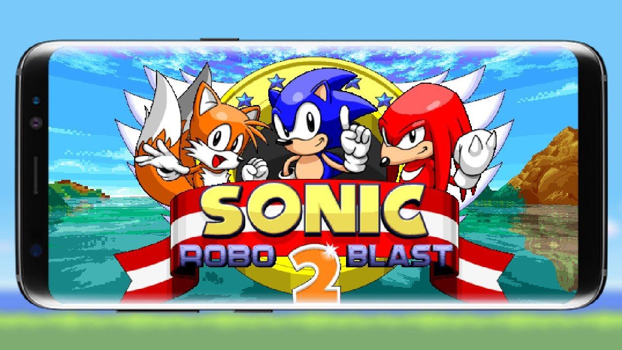 Sonic Robo Blast 2 - Android - YouTube