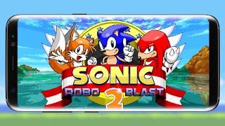 Sonic Robo Blast 2 - Android