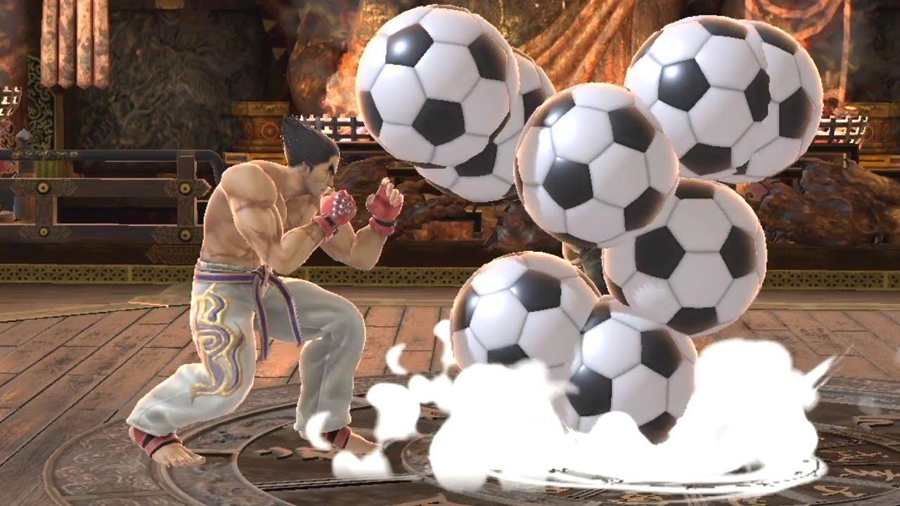 三島道場でボール遊びすると、この世の地獄になる【スマブラSP】
