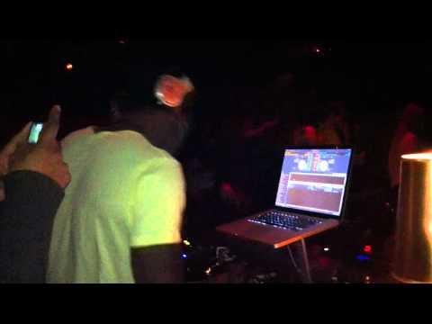 DJ Ruckus @Trousdale Tues in LA