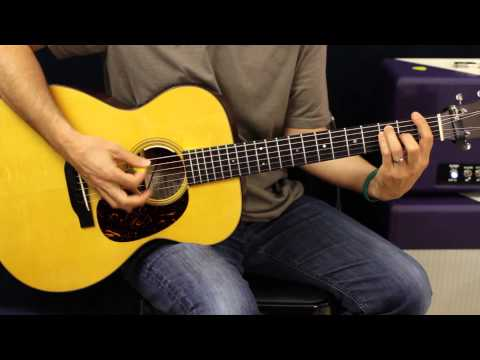 Bruno Mars - Marry You - Acoustic Guitar Lesson - How To Play - Beginner Song - Chords