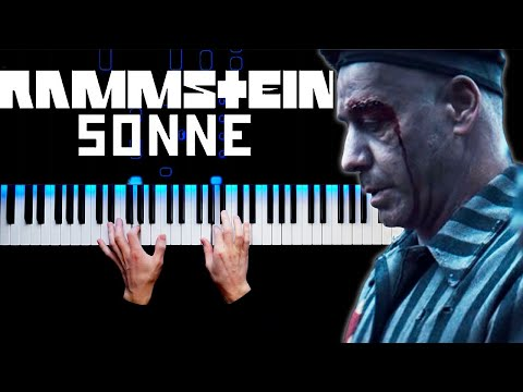 Rammstein - Sonne (acoustic) | Piano Cover