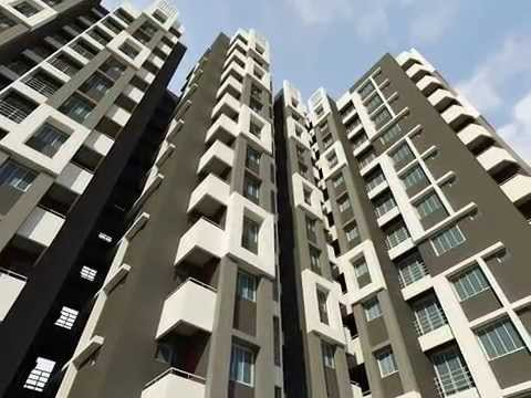 The imperial heights 1 2 bhk ultra modern high rise for Modern high rise building design