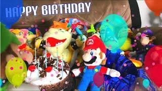 SMW: Mario's birthday