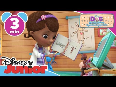 Bessie - Doc McStuffins   Disney Junior Kurzgeschichten