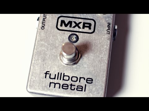 MXR Fullbore Metal (Full On Metal?)
