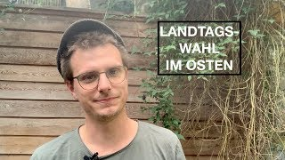 Moritz Neumeier zu den Landtagswahlen in Sachsen und Brandenburg