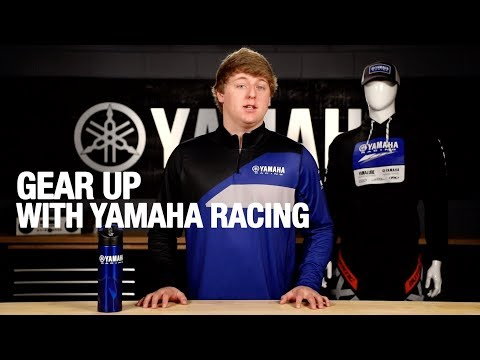 Gear Up With Yamaha Racing  |  Yamaha Parts & Accessories