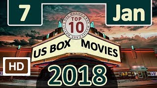 Video Box office 2018 top 10 ( 7 January ) this weekend box movies download MP3, 3GP, MP4, WEBM, AVI, FLV Maret 2018