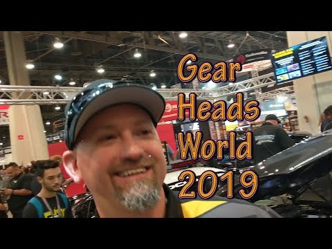 Shane & Shawn 405 Street Outlaws #SEMA2018 Video #GearHeadsWorld