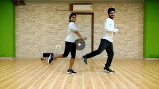 Ding Dang Dance Choreography by Akhil Boga | Munna Michael | Tiger Shroff | Nidhhi Agerwal