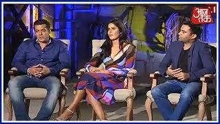 300 करोड़ का 'टाइगर'; मेरा समय अच्छा चल रहा है, आगे भी चलता रहे | Salman Khan Exclusive