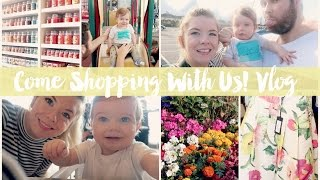 COME SHOPPING WITH US! | VLOG