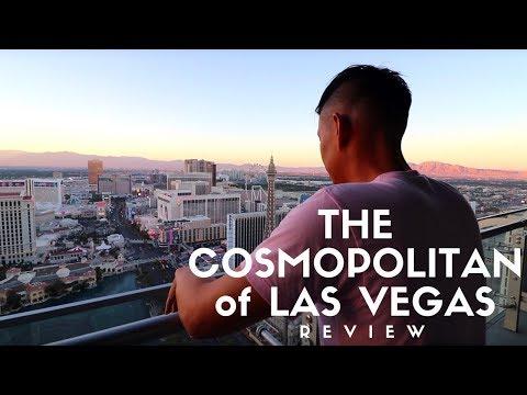 Best Hotel in Las Vegas - Cosmopolitan Hotel Review & Pool Party