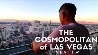 Best Hotel in Las Vegas - Cosmopolitan Hotel Review & Pool Party