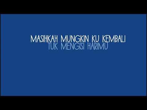 Glenn Fredly - Pada Satu Cinta (Lyric Video)