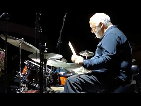PETER ERSKINE drum solo (Peter Erskine and the Dr.Um Band)