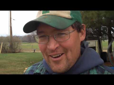 Random Moment With Mitch on Applecheek Farm Take 1