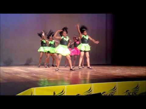 HIGHLIGHT: JCDC Festival of the Performing Arts - Dance National Finals 2017-