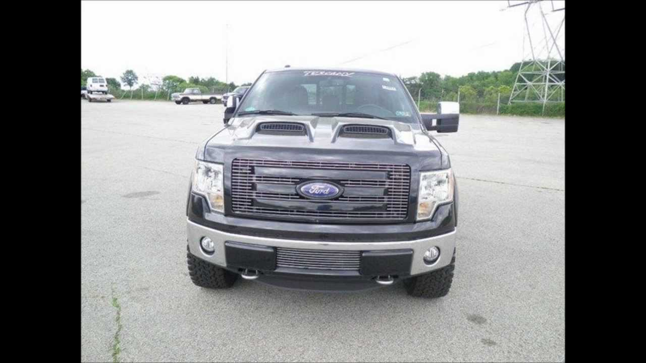2012 Ford F150 Tuscany Ftx Conversion Truck For Sale Youtube