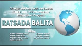 RATSADA BALITA (CA4A) - Colegio de San Juan de Letran
