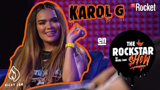 THE ROCKSTAR SHOW By Nicky Jam 🤟🏽 - Karol G | Capítulo 3