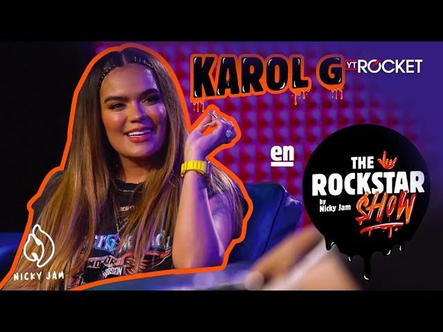 THE ROCKSTAR SHOW By Nicky Jam 🤟🏽 - Karol G | Capítulo 3