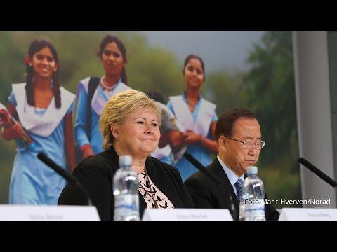 Norges oppfølging av FNs bærekraftsmål