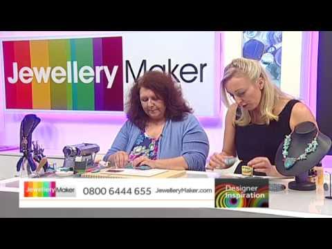 [How to maker Polymer Clay Jewellery] - JewelleryMaker DI 21/8/14