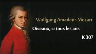 Mozart K.307 Oiseaux, si tous les ans.wmv