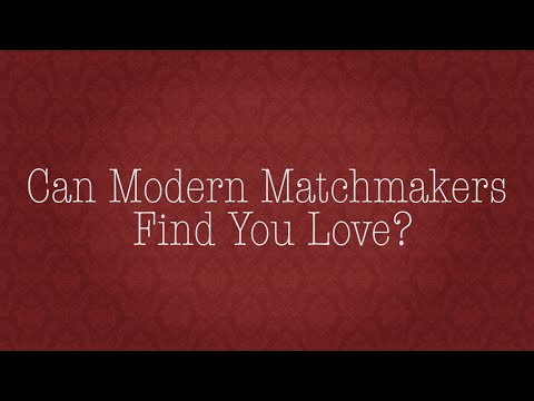 matchmaking services in singapore