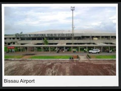 Bissau, Guinea-Bissau---Osvaldo Vieira International Airport