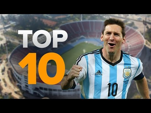 Top 10 Things You Need to Know about the Copa América