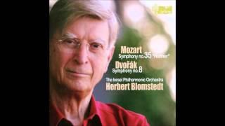 Dvořák - Symphony No. 8 in G Major, Op. 88 - III. Allegretto grazioso
