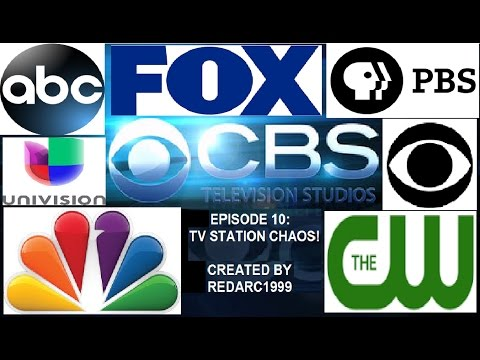 CBS Television Studios Logo Bloopers Season 1 Episode 10: TV Station Chaos!