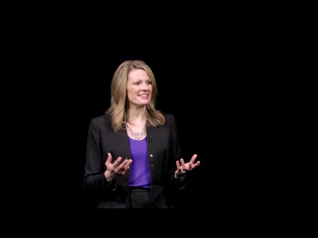Speaker Angela Gaffney: Small Steps