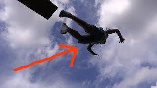 Sprung in die Tiefe 2!!!