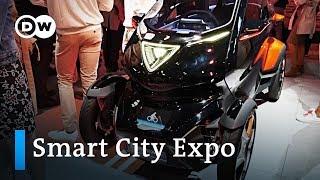 Zukunft: Smart City Expo 2019 | Motor mobil