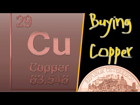 Buying copper