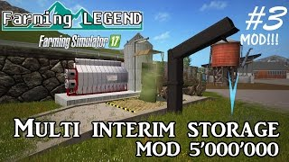 "[""youtuber gaming"", ""serie multiplayer"", ""vite modder"", ""fs17"", ""farming simulator 17 gameplay ita"", ""vitemodeer fs17"", ""mod aumenta capacità silis"", ""come usare il courseplay farming simulator 17""]"