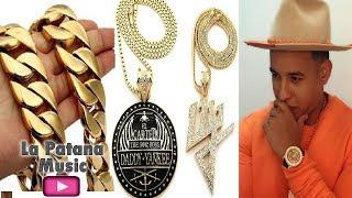 Las Costosas Joyas De Daddy Yankee