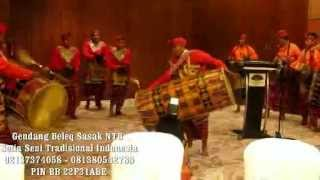 Gendang Beleq Sasak NTB, SETIA  Seni Tradisional Indonesia