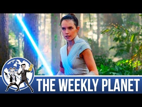 Star Wars: The Rise Of Skywalker Review - The Weekly Planet Podcast