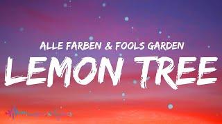 Alle Farben & Fools Garden - Lemon Tree (Lyrics)